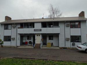 Rolf Hansen Apartments